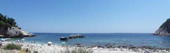 Agios Ioannis, Hellas: Damouchari Beach