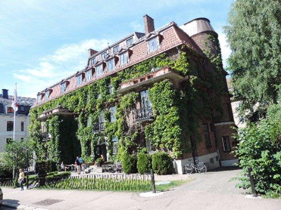 Clarion Collection Hotel Gabelshus: Bela fachada