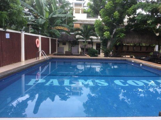 Palms Cove Bohol: Palm's Cove pool