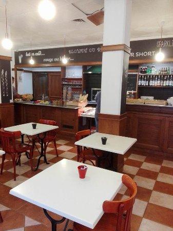 Ibis Lille Roubaix Centre : Buffet du petit déjeuner