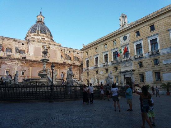 Mercure Palermo Excelsior City: 20170725_175043_large.jpg