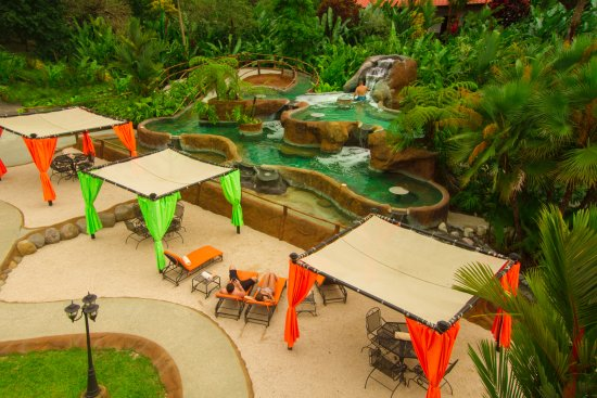 Volcano Lodge & Springs: Thermal Oasis