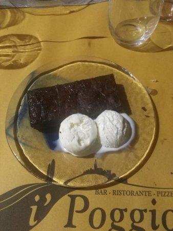 Montespertoli, Italia: ▼Poggio Bar Ristorante Pizzeria Di Bigini Aristide