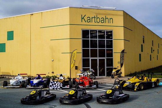 Kartbahn Indoor Karting
