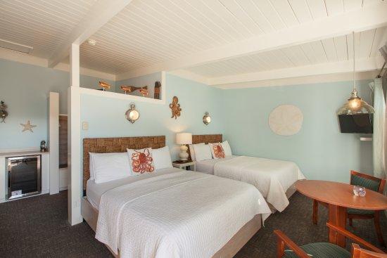 Garibaldi, Oregón: Double Queen Room