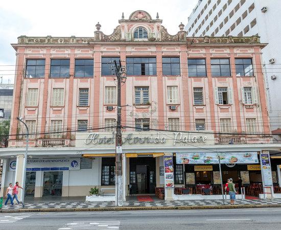 hotel avenida palace reviews santos brazil tripadvisor. Black Bedroom Furniture Sets. Home Design Ideas