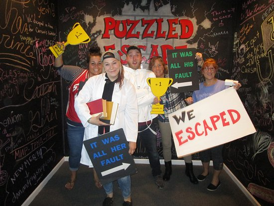 Brighton, MI: The escaped the hospital!