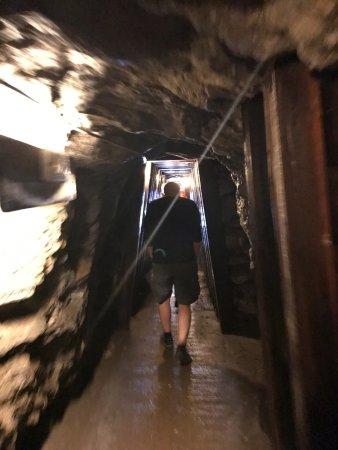 Bex, Suiza: Visite restreinte mais sympa