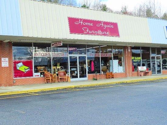 Fletcher, North Carolina: outside
