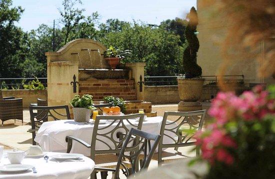 Restaurant Salinelles Chateau