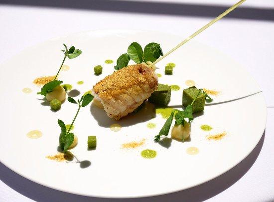 la cuisine du chef thierry michel - photo de restaurant du château