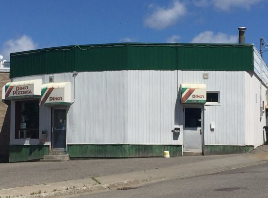 Dino's Pizzeria - Kirkland Lake ON