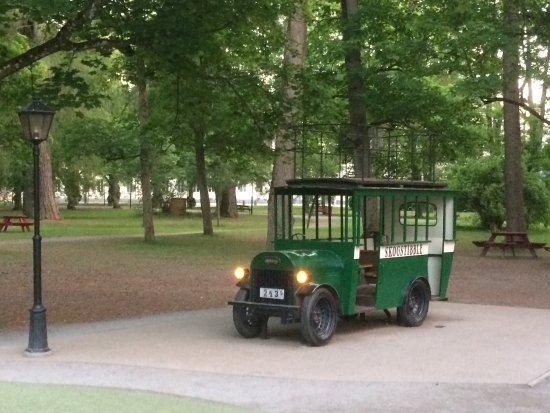 Uppsala, Sweden: Rolig lekplats