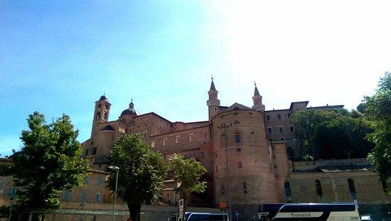 Vista Da La Terrazza Del Duca Foto Di La Terrazza Del Duca