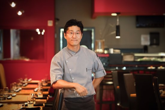 Sono Japanese Restaurant: Executive Chef Hyun-Woo Kim