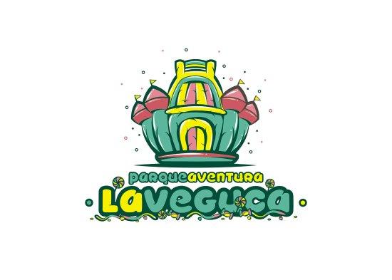 Parrilla La Veguca: Logotipo parque aventura la veguca