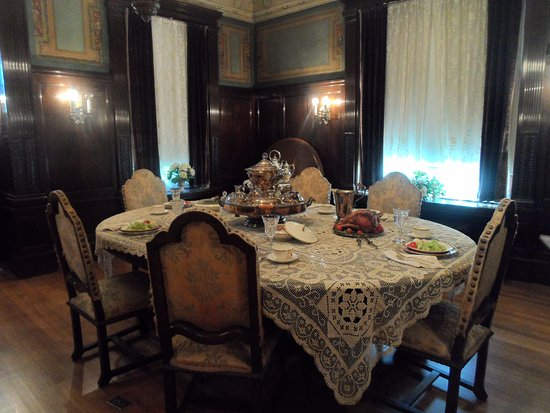 Sheridan, WY: The dining room