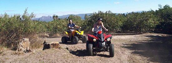 Paarl, Zuid-Afrika: Having Fun!