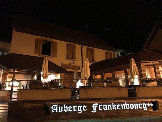 Auberge Frankenbourg