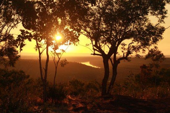 Judbarra / Gregory National Park: Sunset from Escarpment Lookout, Judbarra-Gregory National Park