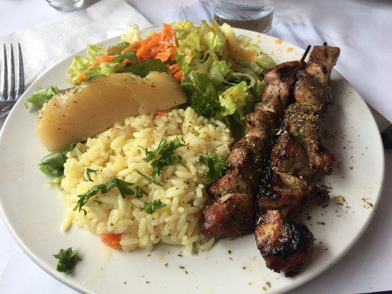 Panama Greek Restaurant Montreal