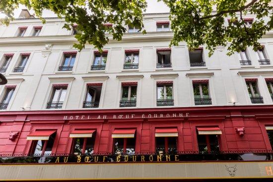 Au boeuf couronne hotel paris 75 fotos compara o de for Hotel paris 75