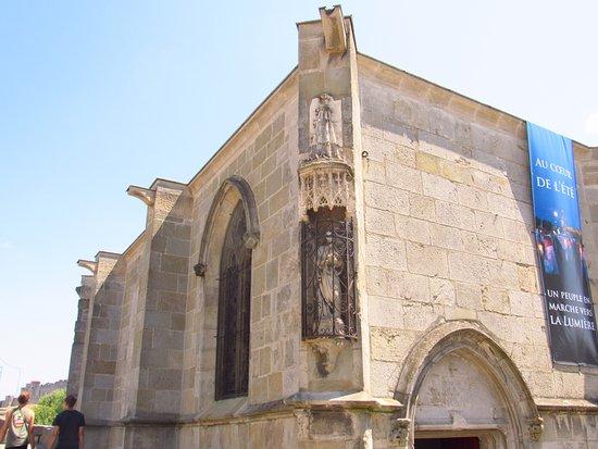 Chapelle Notre Dame de la Santé