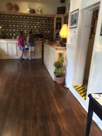 Millerton, Nova York: tea tasting room