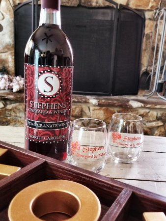 Stephens Vineyard and Winery