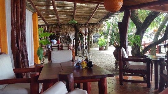 Locanda : Restaurant seating