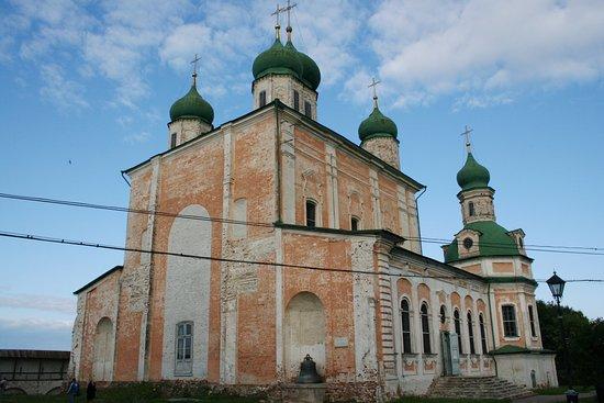 Pereslavl-Zalessky, Rusia: Успенский собор фото 2009 года
