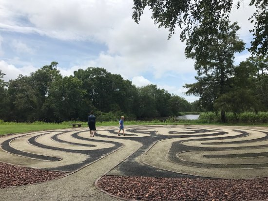 Murrells Inlet, SC: A visit to the gardens has something for the whole family