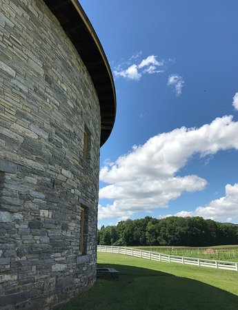 Hancock Shaker Village: The barn, again. Rebuilt. Saved.