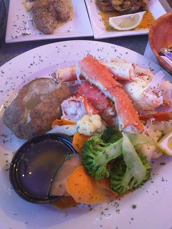 Riverhead, NY: King Crab Legs