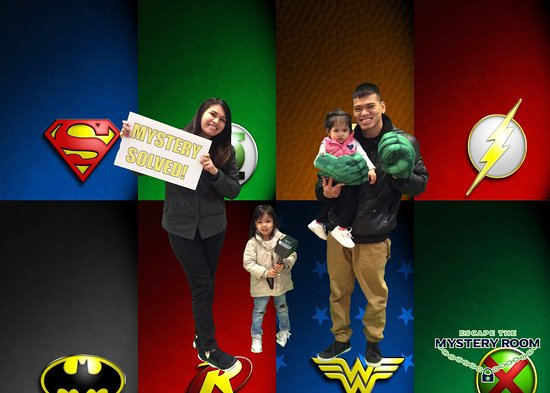 Watertown, Nova York: Superhero's Adventure