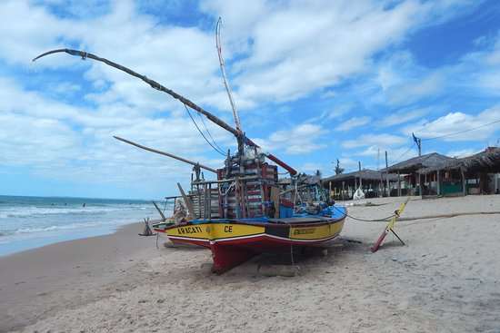 Aracati, CE : Praia