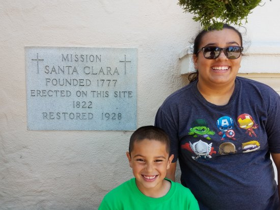 Mission Santa Clara de Asis : 20170718_132900_large.jpg