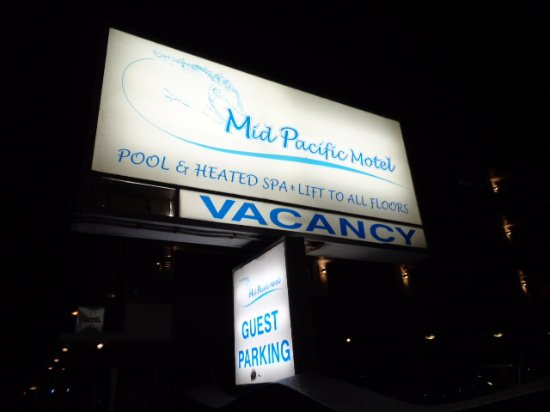 Mid Pacific Motel Port Macquarie Review