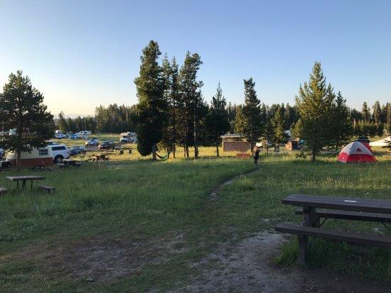Bridge Bay Campground Picture