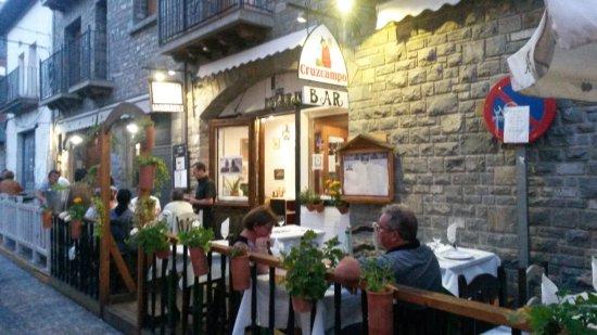 Biescas, Espanha: Asador Casa Juan