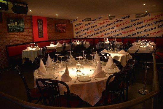Salle de restaurant OtriK Tanger