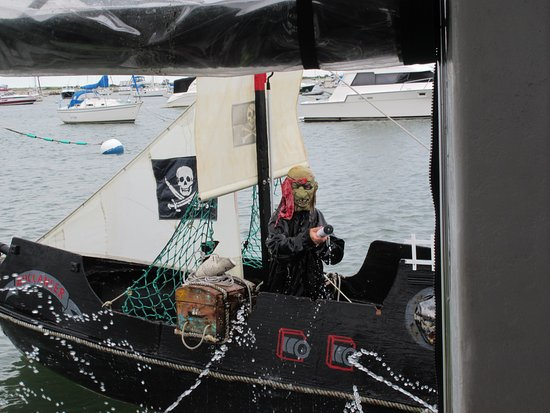 Plymouth Cruises aboard Lobster Tales