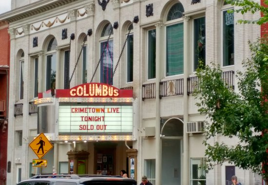 ‪The Columbus Theatre‬