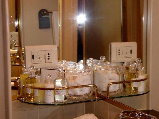 The Athens Gate Hotel: Pflegeprodukte
