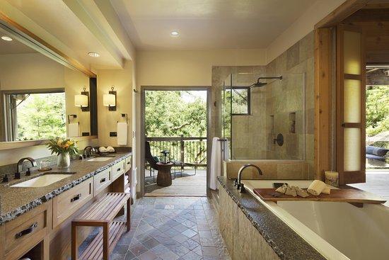Big Sur Suite Bathroom Picture Of Ventana Big Sur An Alila Resort Tripadvisor