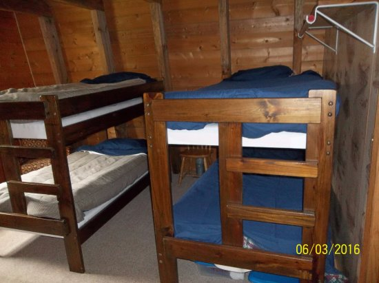 Birchwood, WI: Cabin Bedroom #2