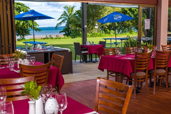Kurrimine Beach, Australia: King Reef restaurant