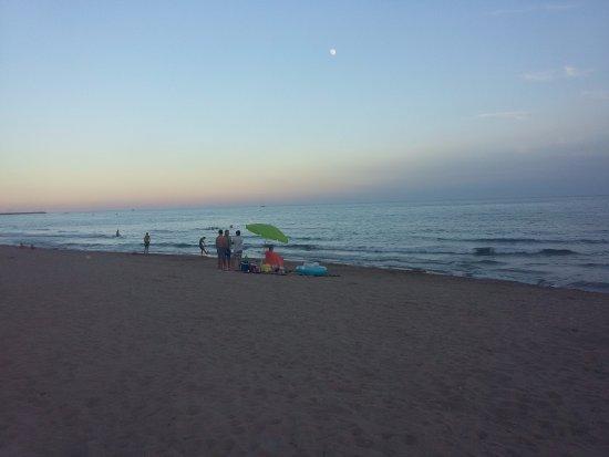 Segur de Calafell, Spanyol: Playa