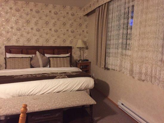 Port Elgin, Canada: Chambre spacieuse 😇❤️