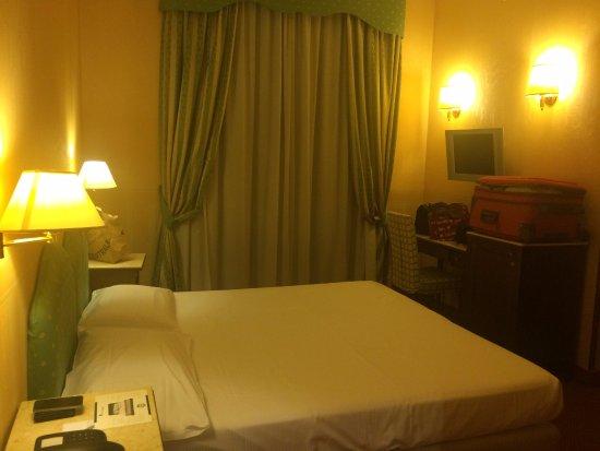 Best Western Hotel Tritone: confortável e silencioso